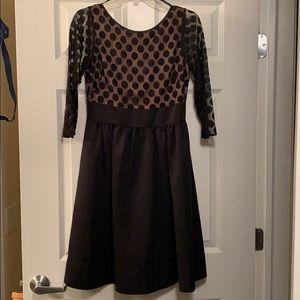 Super cute black cocktail dress ⚫️⚫️⚫️
